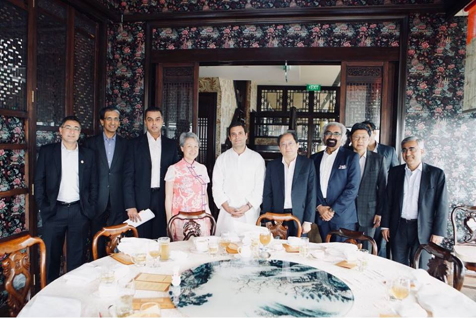 ho ching leadership The netizen was referring to another recent official meeting which madam ho ching attended with her husband, in malaysia, to sign the high speed rail project agreement.